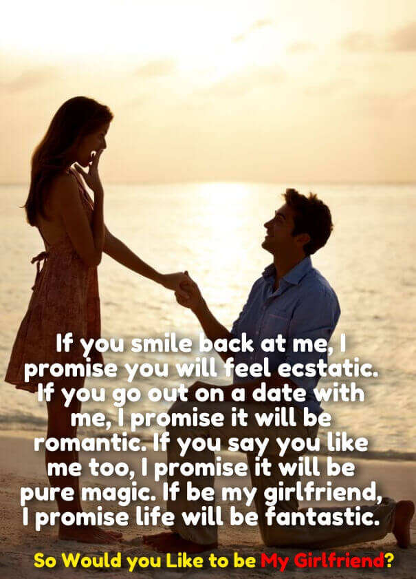 What To Say When You Propose To Your Girlfriend
