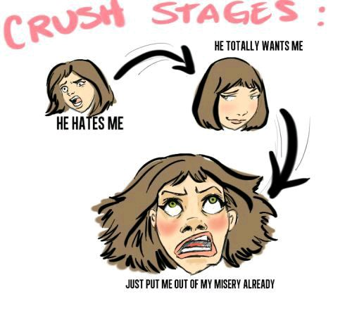 How to know you have a crush