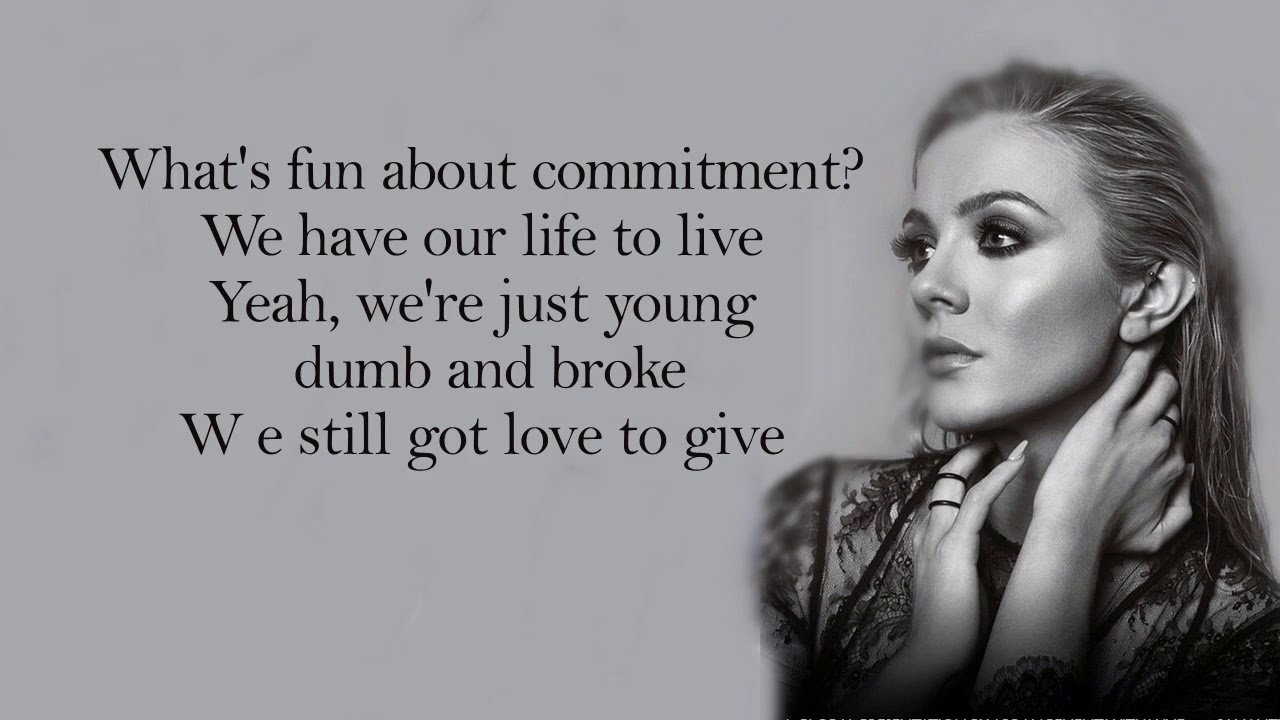Whats fun about commitment
