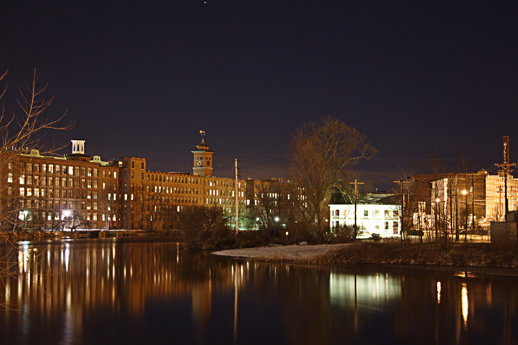 Top cities in new hampshire