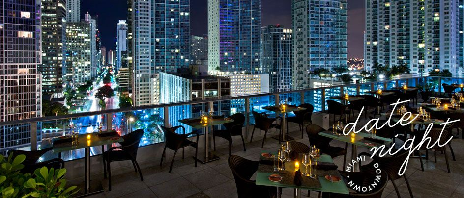 Places to go on a date in miami