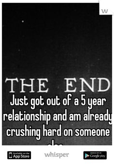 After 5 years in a relationship