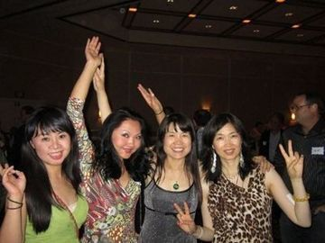 Asian dating in bay area