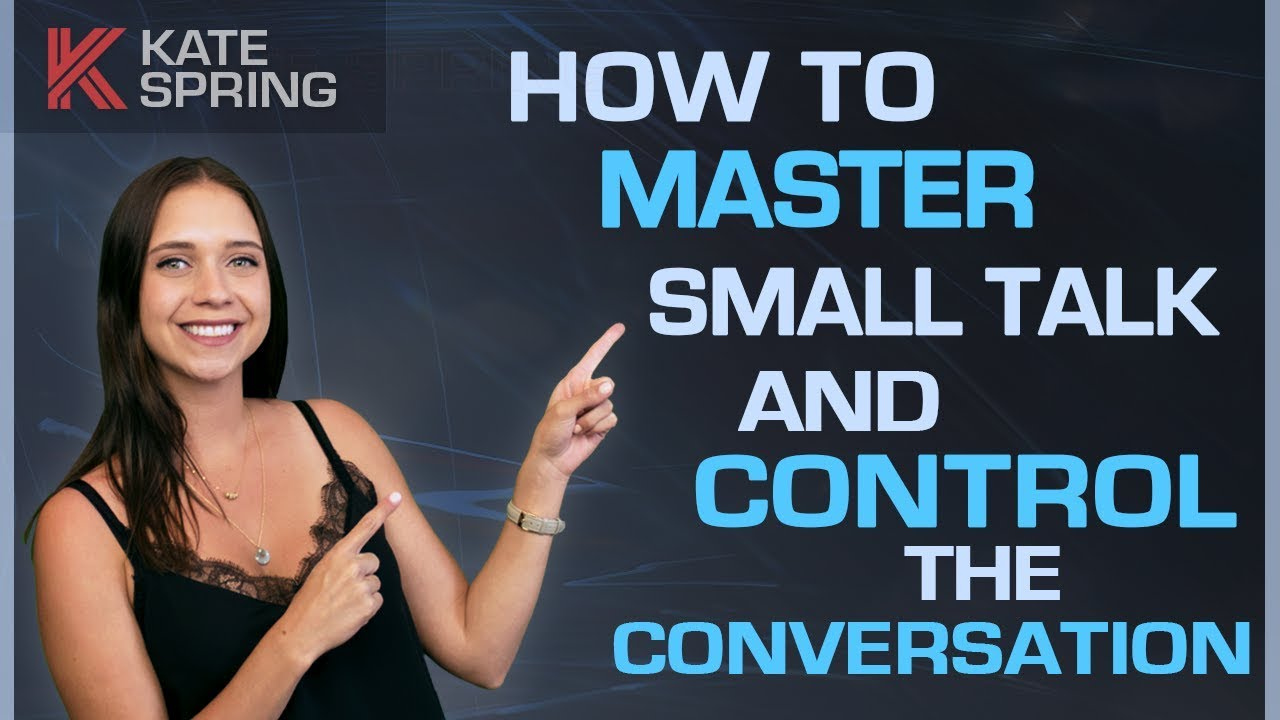 How to master conversation