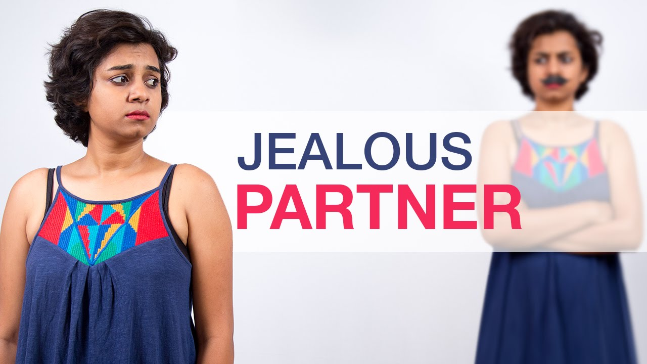 How to deal with jealous boyfriend