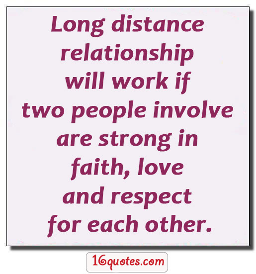 Tips in long distance relationship