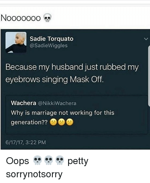 Why is my marriage not working