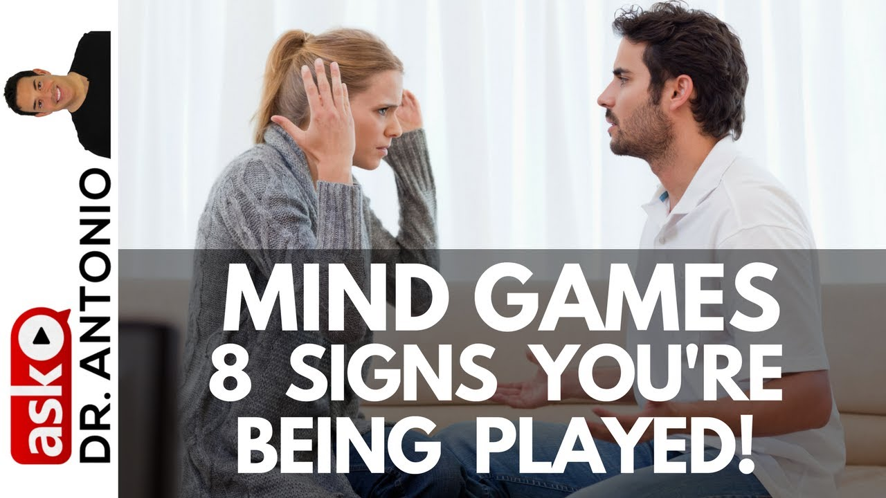 Signs a guy is playing you