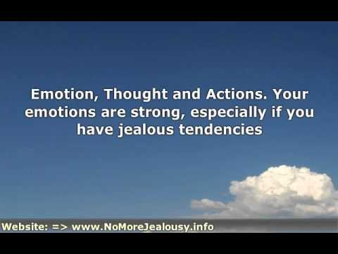 How to control jealousy and insecurity in a relationship