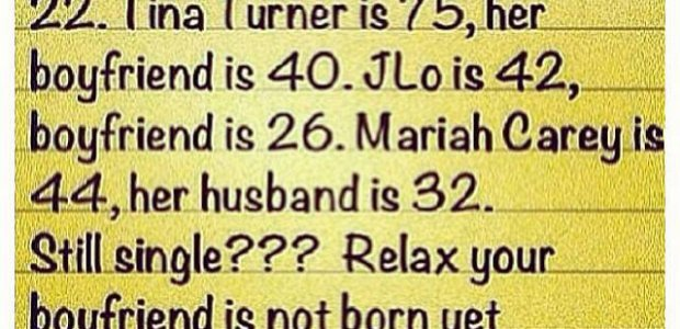 Does age matter in love