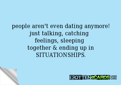 When to define a relationship