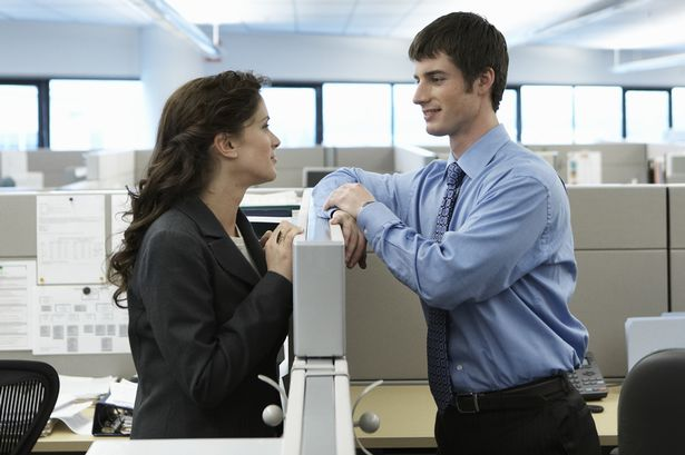How to ask a girl out at work
