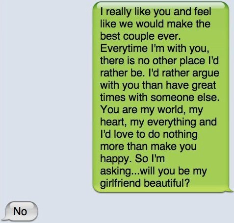 Best way to ask someone out