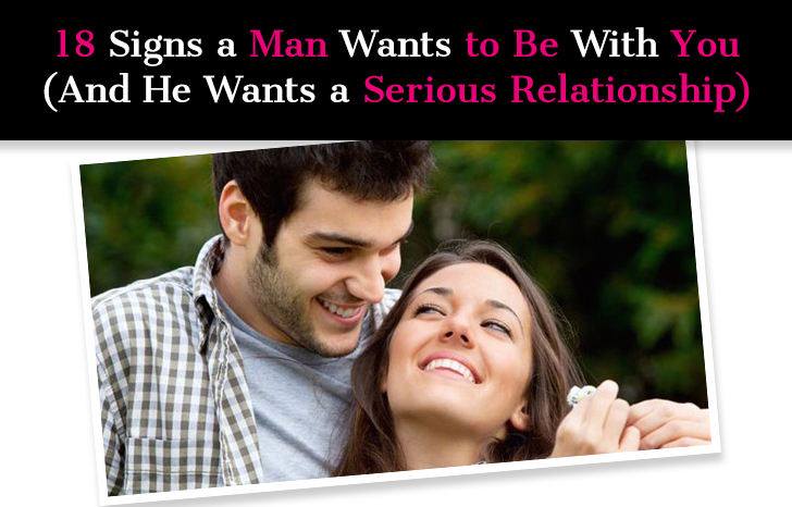How to tell if he wants a serious relationship