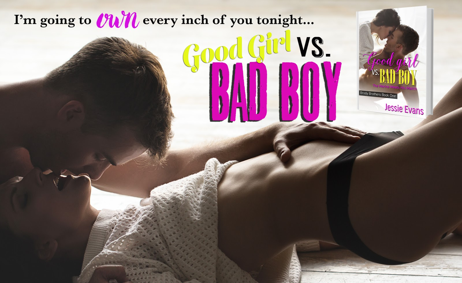 Boy and girl in bad