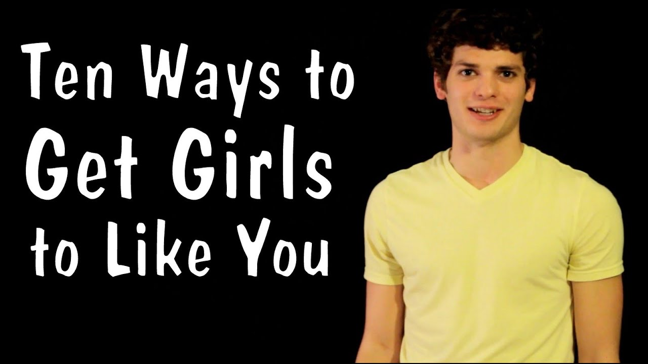 How to make a guy look like a girl