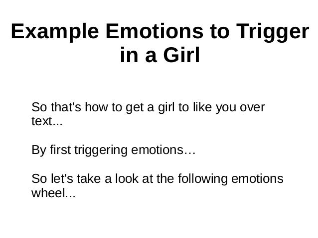 How to get over a girl