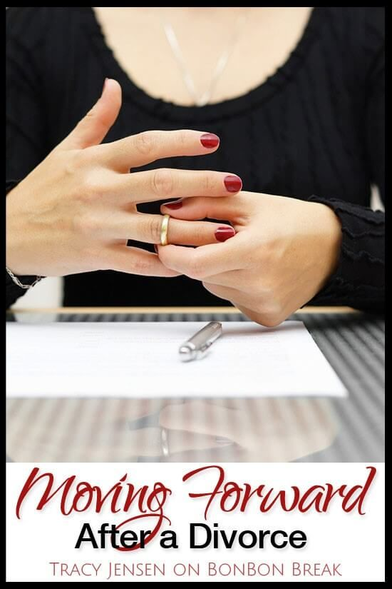 How to pick yourself up after a divorce