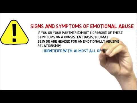 30 signs of emotional abuse
