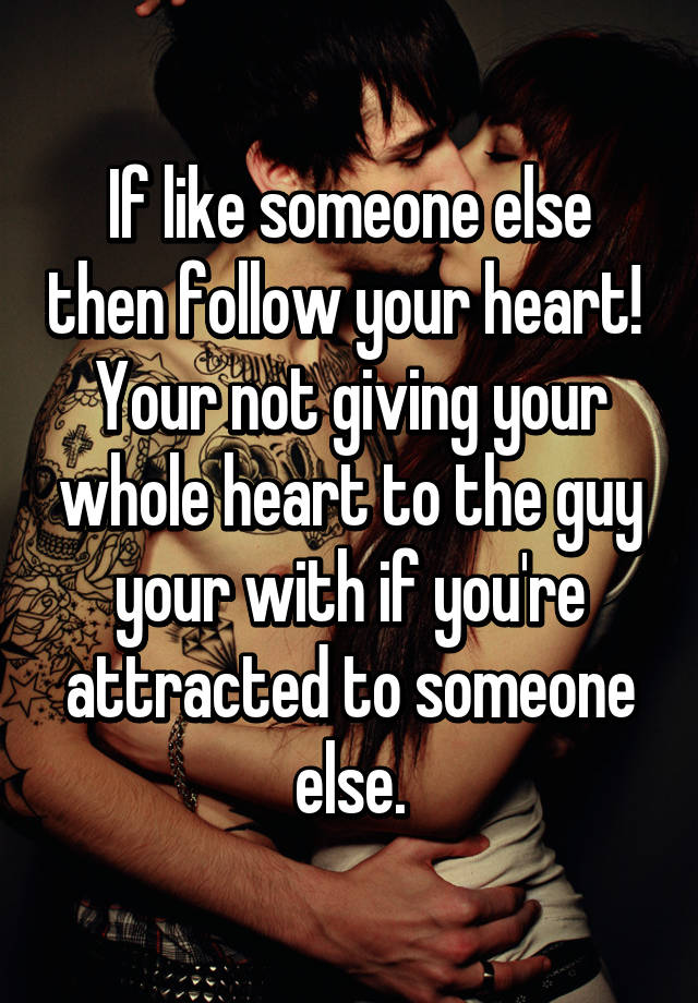 Can you learn to love someone your not attracted to