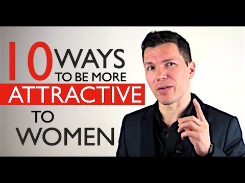 How become more attractive