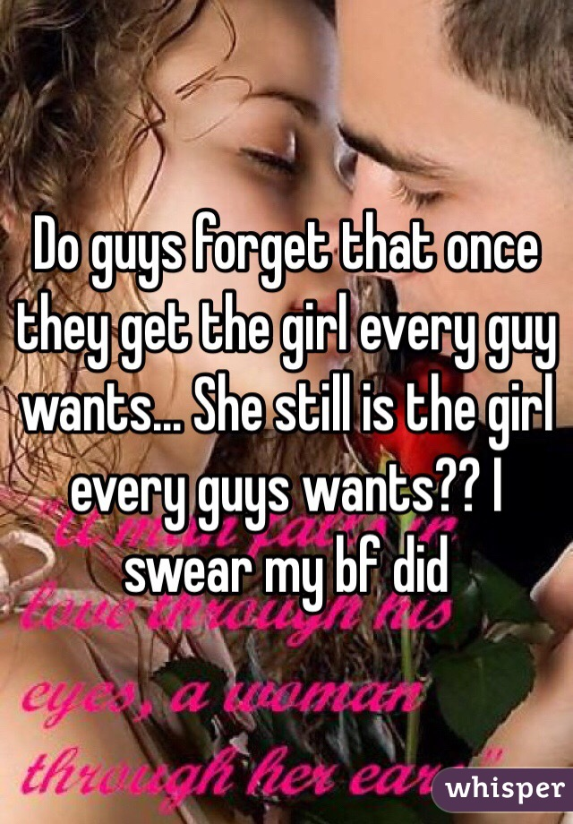 How to be the girl every guy wants