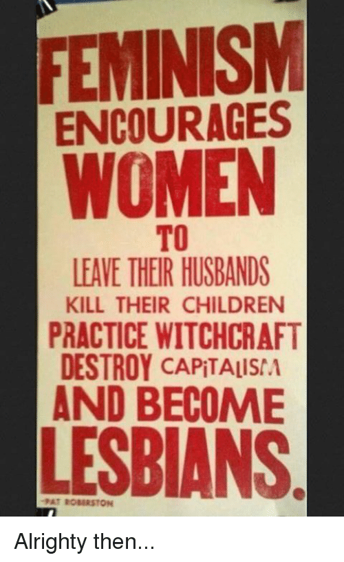 Why do women leave their husbands