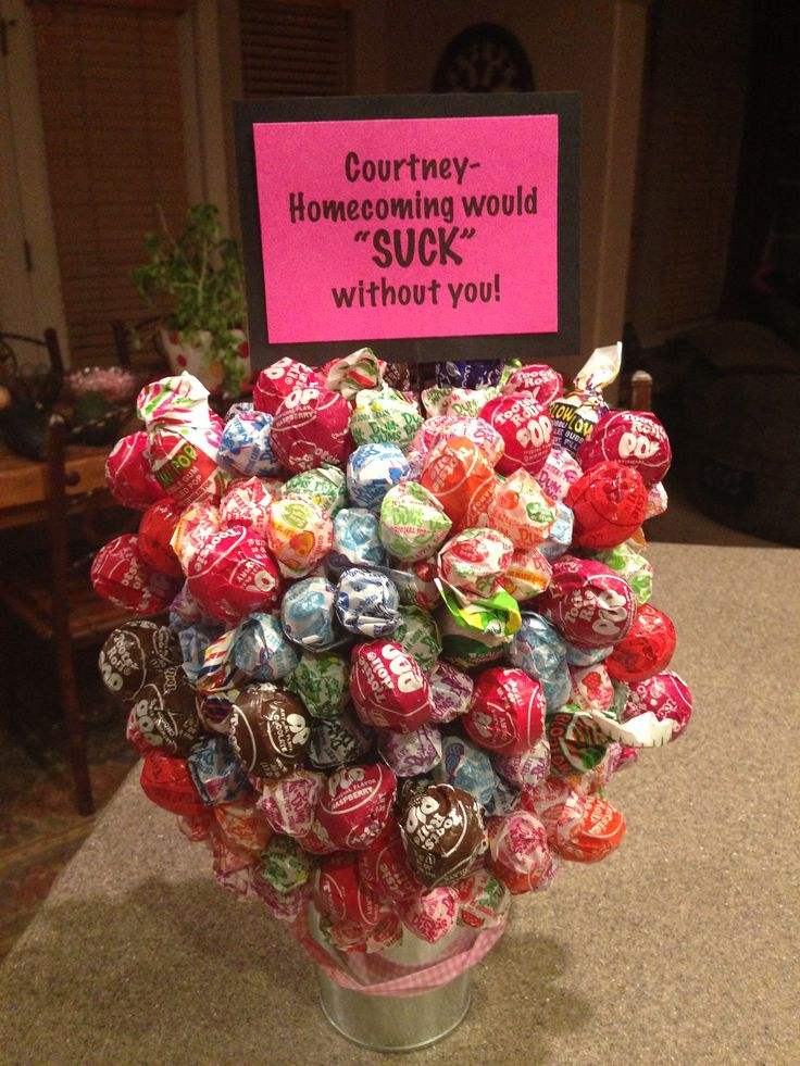 Clever ways to ask someone to homecoming