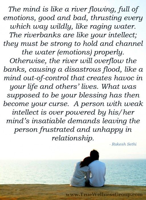 Happiness in a relationship