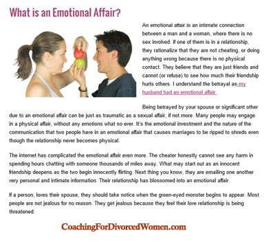 Affair definition cheating