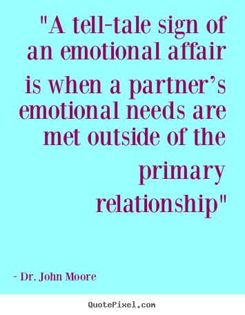 Emotional needs not being met in marriage