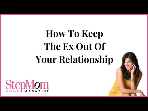 Setting boundaries with ex spouse