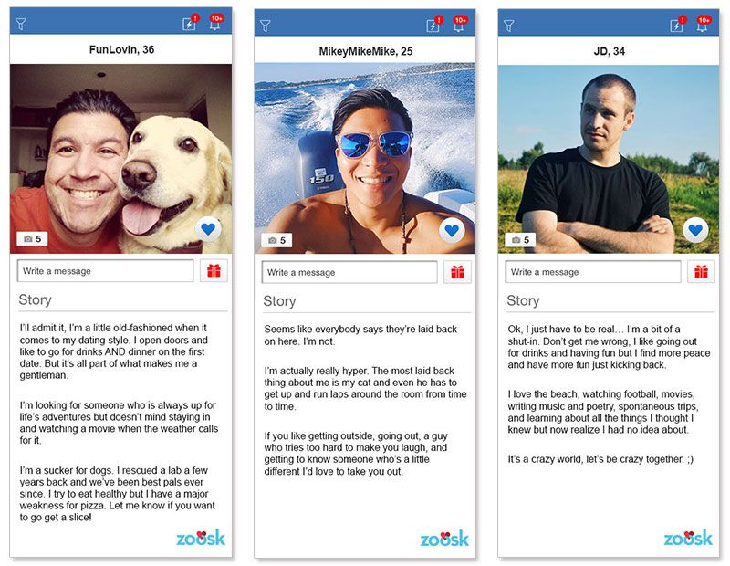 How to make a good online dating profile for guys