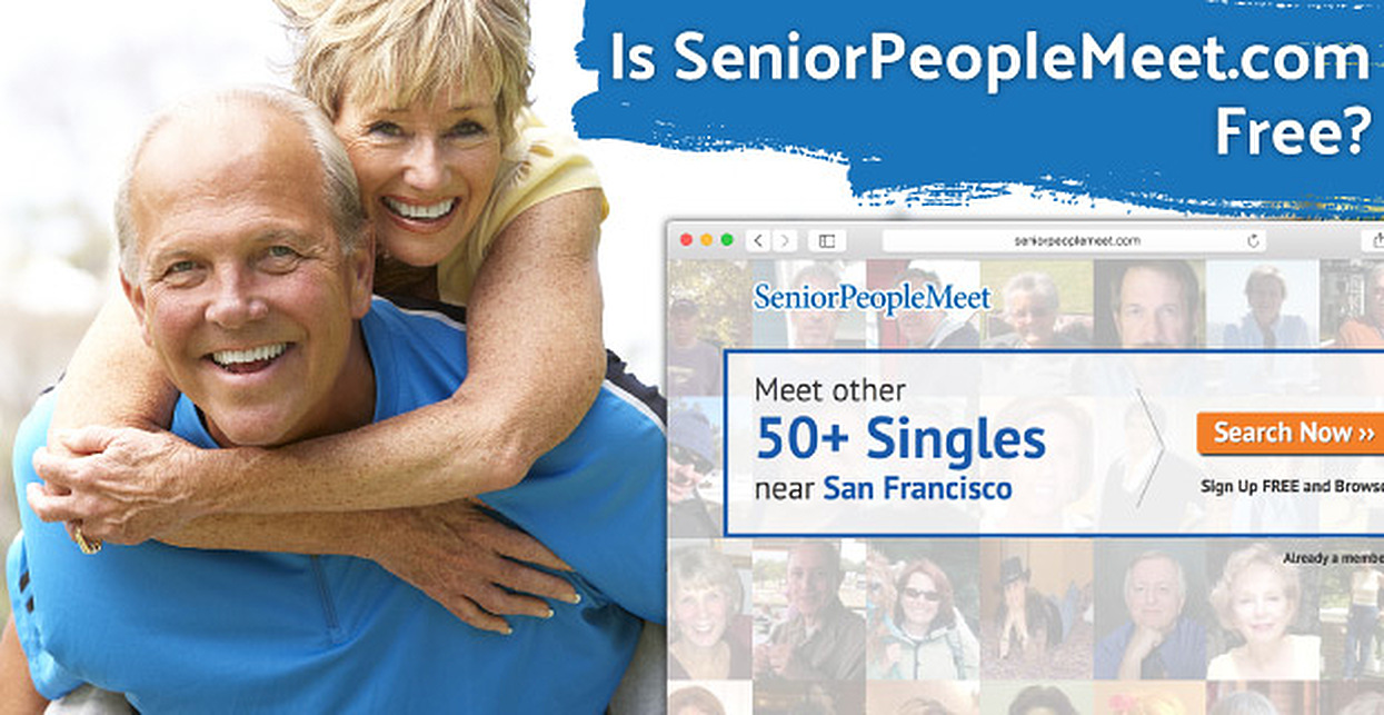 Meet senior people com login