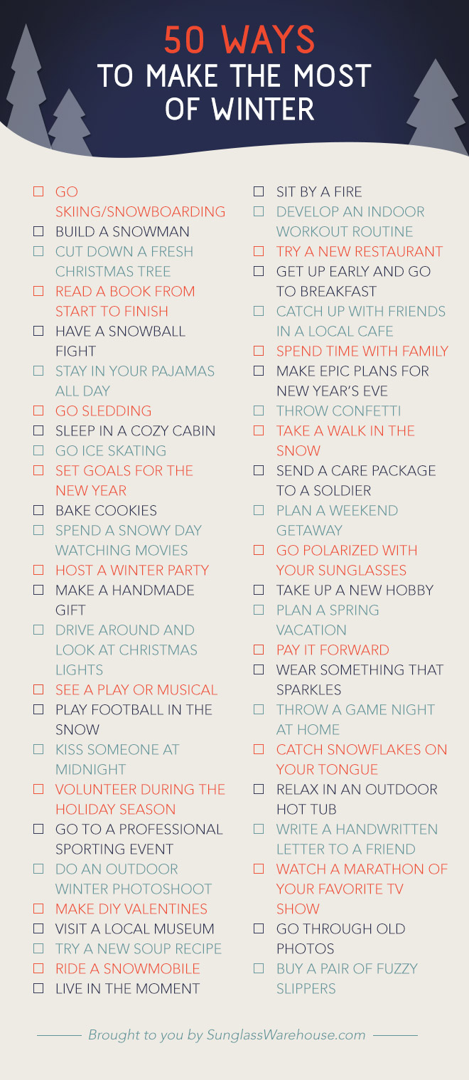 Christmas things to do with your boyfriend