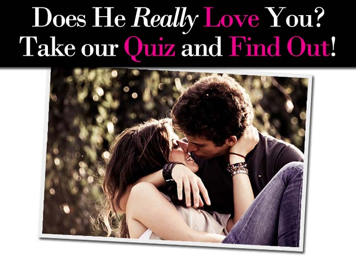 Am i insecure quiz for guys