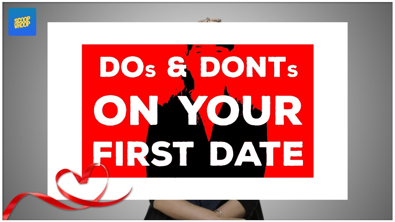 First date dos and donts