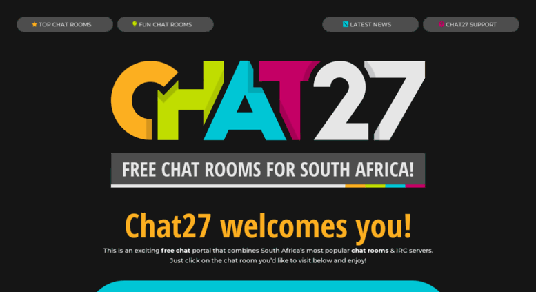 Free chat sites in south africa