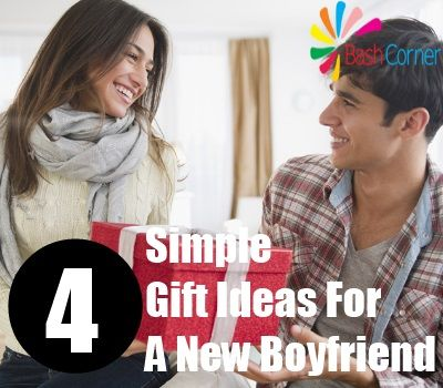 Gifts for a new relationship