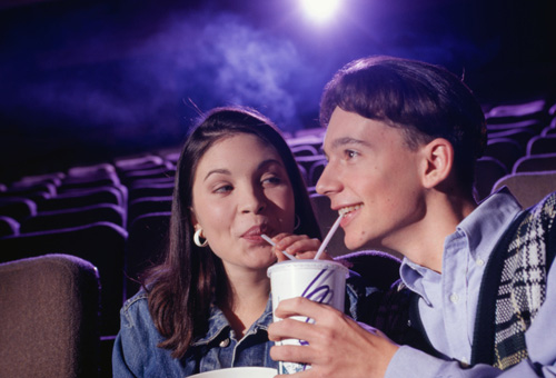 Good first date movies