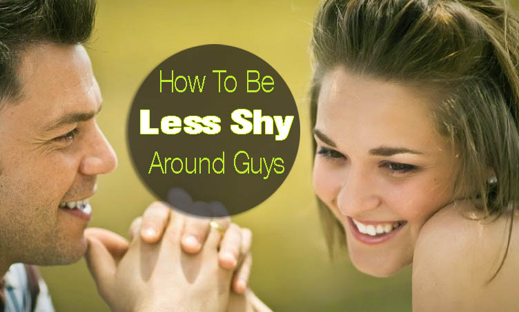 How do i become less shy