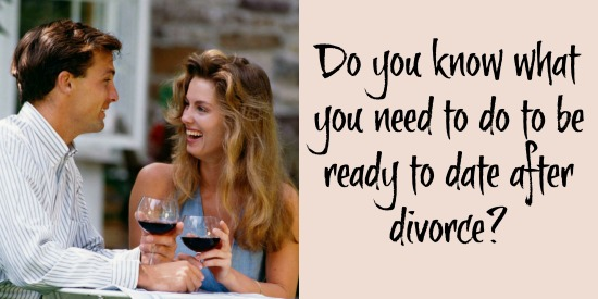 How long should i wait to date after divorce