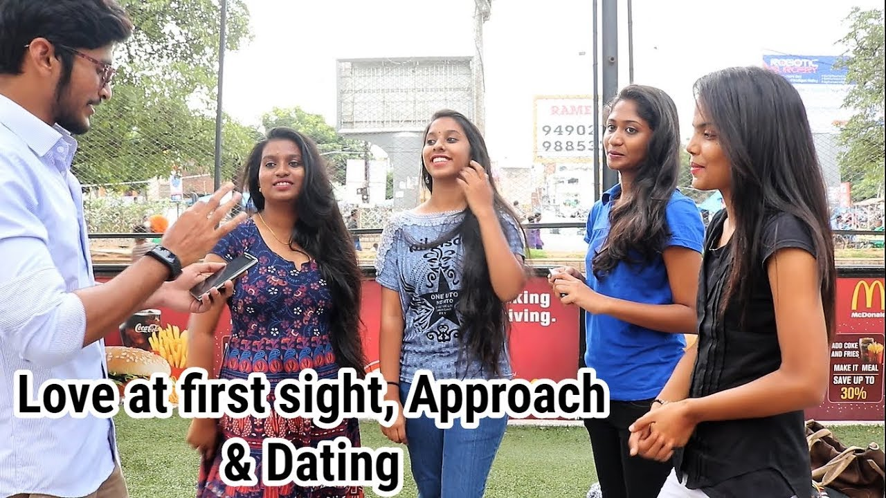 How to approach a girl at first sight