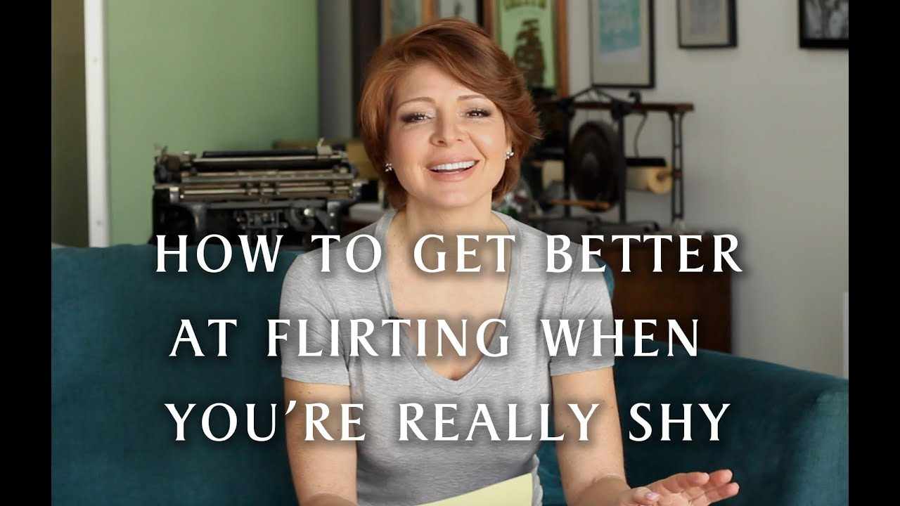 How to be better at flirting