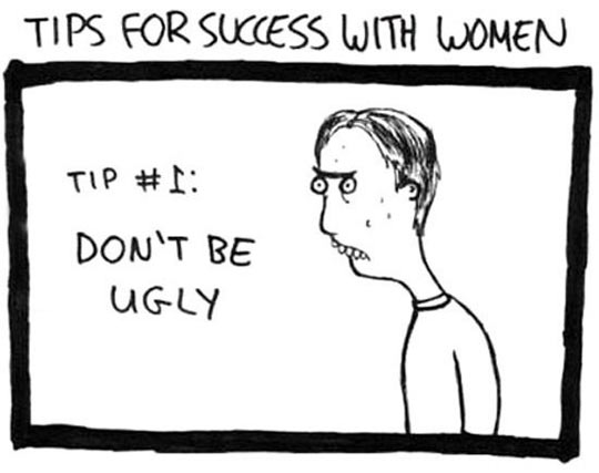 How to be successful with woman