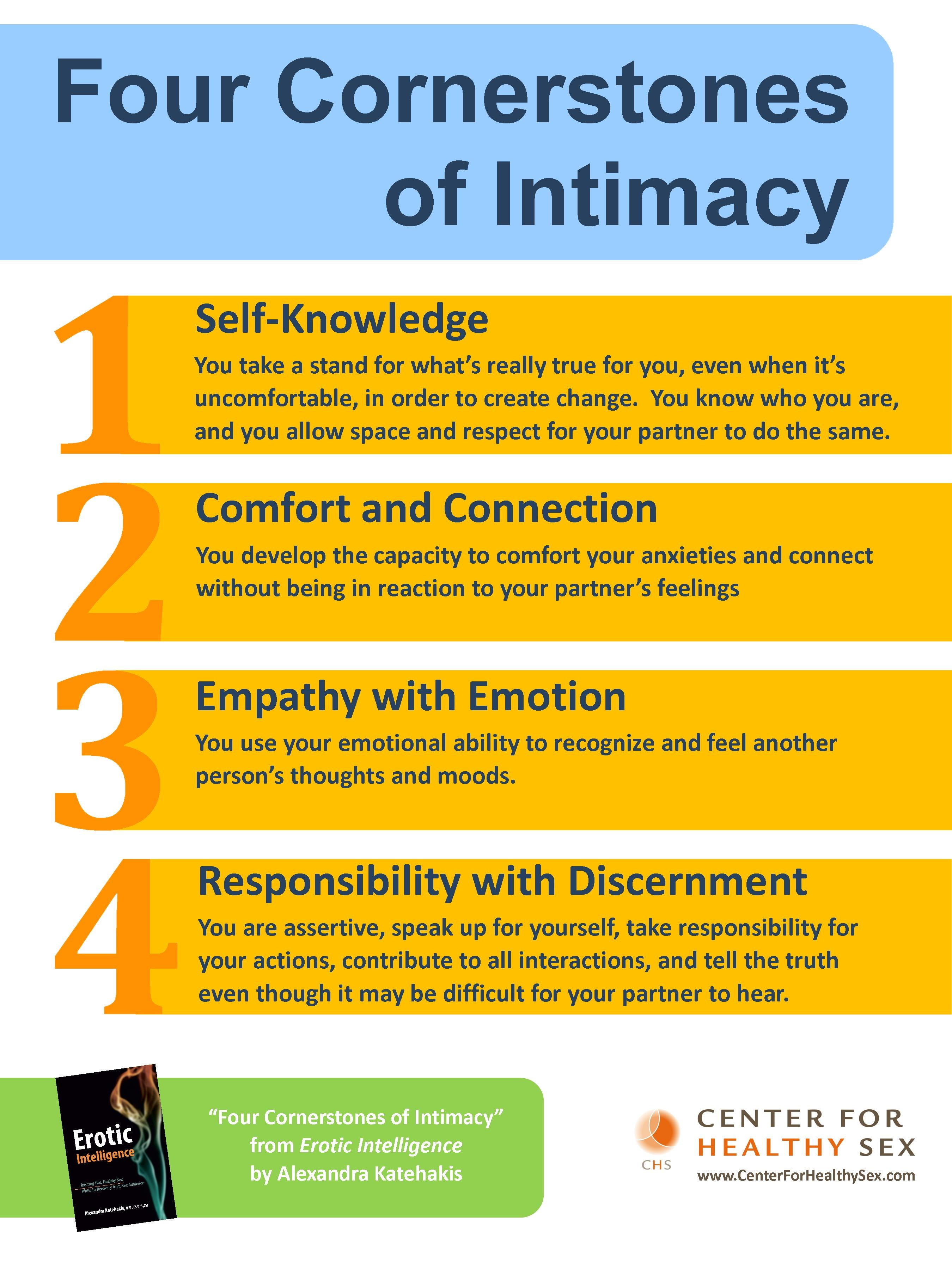How to build emotional intimacy