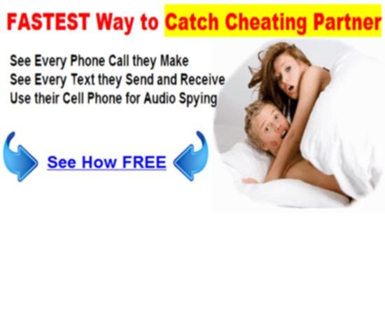 How to catch your cheating girlfriend