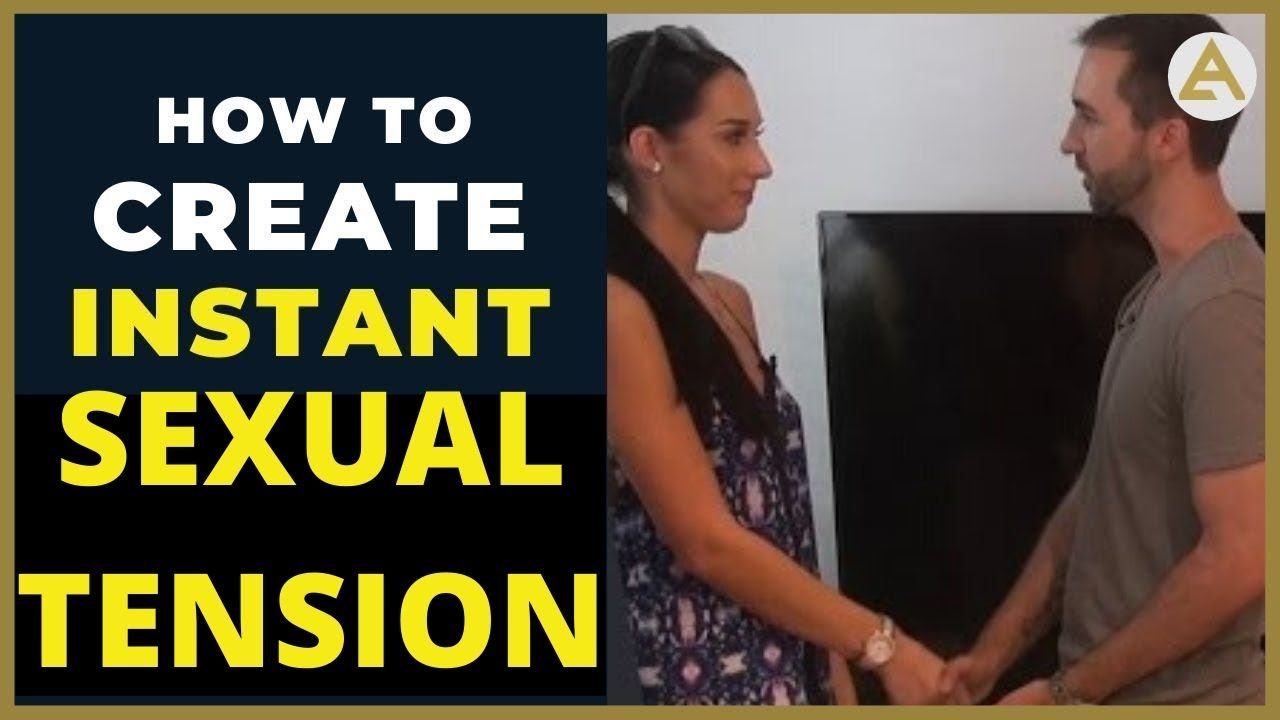 How to create sexual chemistry with a man