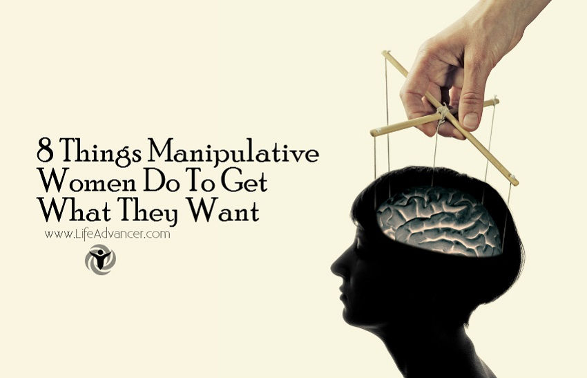 How to deal with manipulative women