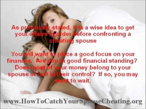 How to deal with partner cheating